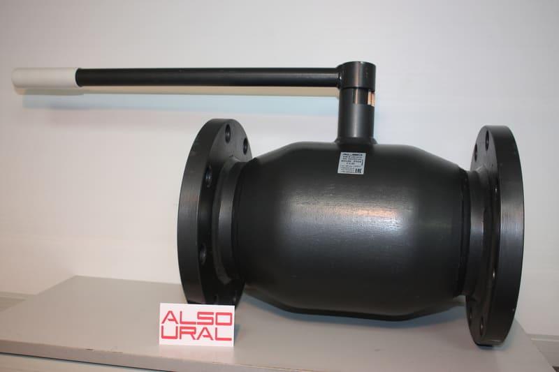 Кран шаровый фланцевый КШ.Ф.150.16-01 Ду150 Ру16